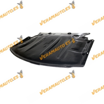 Sump guard for Bmw 5 Series E60 | E61 from 2003 to 2010 | Under Engine Protection | Similar OEM 51717033761 | 51757138601