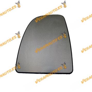 Left Mirror Glass Citroen Jumper | Fiat Ducato | Peugeot Boxer from 2006 to 2017 | OEM Similar to 8151LJ | 71748246
