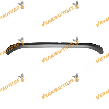 Front Bumper Lower Spoiler Renault Clio IV (BH | KH) from 10-2012 to 12-2019 | OEM Similar to 960155927R