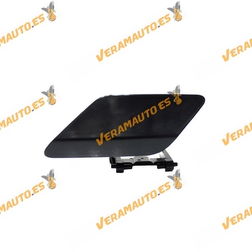 Headlight Washer Cover Mercedes W212 Classic   Elegance From 2009 to 2012   Left Side   OEM Similar to 2128600108