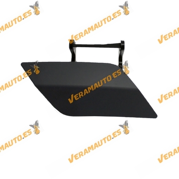Headlight Washer Cover Mercedes C-Class W204 From 2007 to 2011   Right Side   OEM Similar to 2048801224