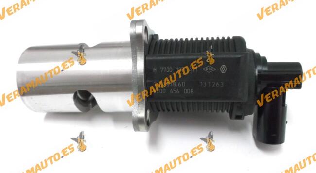 Válvula Egr Renault Nissan Dacia Suzuki motores 1.5DCI