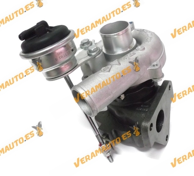 Turbo Compresor Motores 1.5 Dci 65 / 80 Cv Similar 54359880002 / 5435970002 / 8200351439 / 8200189536 / 8200119854 / 14411-Bn701