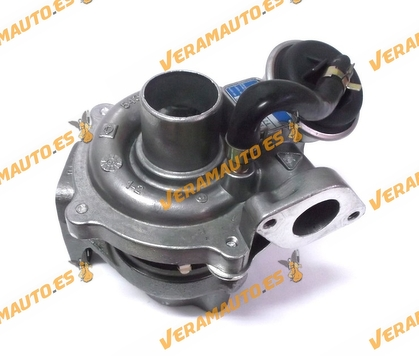 Turbocompresor Motores 1.3 Cdti / Jtd Similar 71784113 / 73501343 / 05860030 / 93191993 / 54359880005