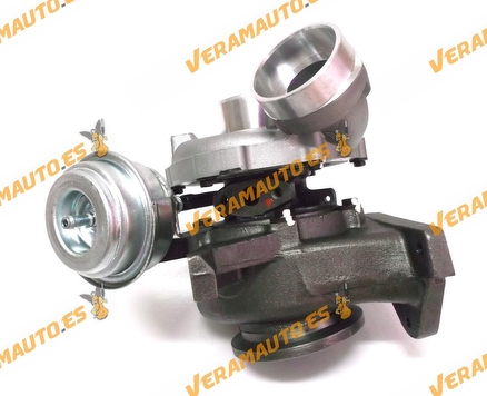 Turbocompresor Mercedes Sprinter Motores 2.7 CDI 156CV SIMILAR A6120960399 / A612096039980