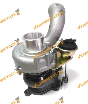 TURBO COMPRESOR MOVANO MASTER INTERSTAR 2.5 DCI 115CV SIMILAR 53039700055 / 1441100QAD / 4404327 / 7701473757