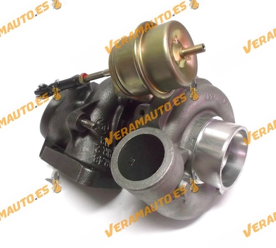 TURBO COMPRESOR MERCEDES W210 E 290 TD SIMILAR 454127 / 6020960599 / 602096059980 / A6020960599