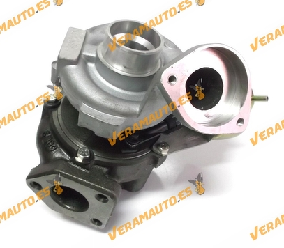 TURBO COMPRESOR BMW SERIE 3 E46 1998 AL 2005 MOTOR 320D SIMILAR 717478-0001, 717478-0002, 717478-0003, 717478-0004