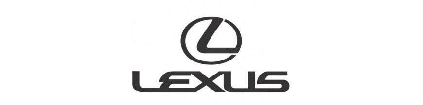 New parts and replacements for Lexus, window operators, mirrors, lights,