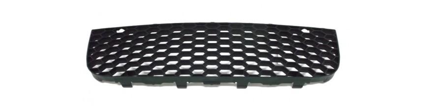 rejillas centrales de paragolpes para todos los modelos