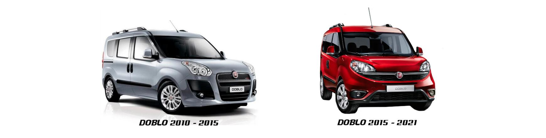 Recambios de Fiat Doblo 2010 2011 2012 2013 2014 2015