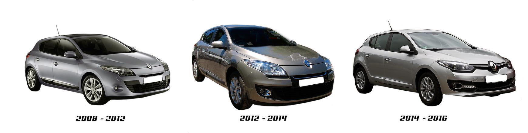 recambios para renault megane 2008 2009 2010 2011 2012