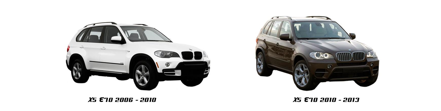 Recambios de BMW X5 (e70) 2007 2008 2009 2010. Piezas al mejor precio.