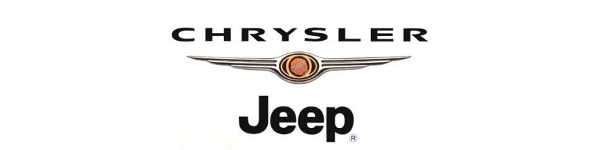 Piezas y recambios chrysler / jeep, elevalunas, espejo, faros, rejilla