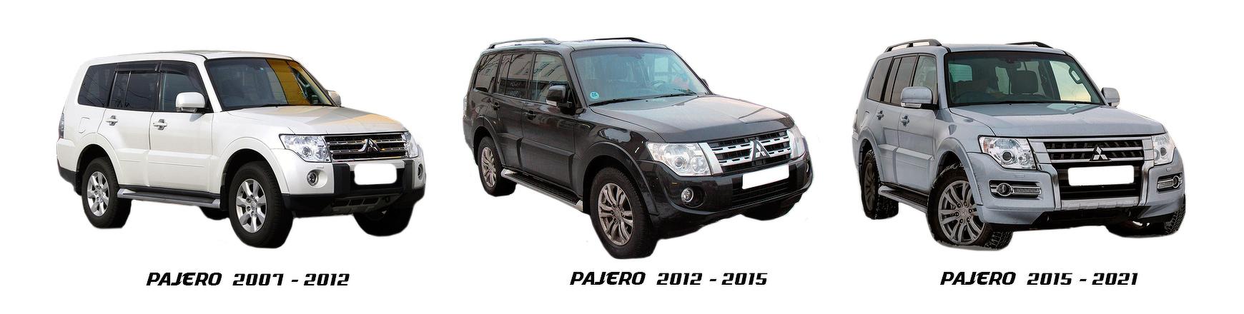 mitsubishi montero pajero 2007 2008 2009 2010 2012 2013 2014