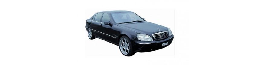 Recambios de Mercedes Clase S W220 de 1998, 1999, 2000, 2001, 2002
