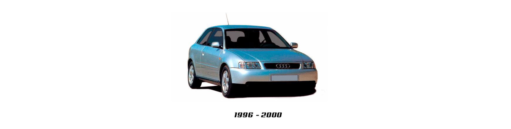 Audi A3 de 1996, 1997, 1998, 1999 y  2000. Faros, cubrecárter, capó...