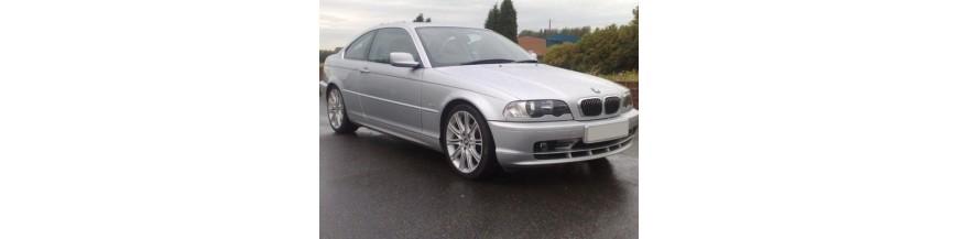 BMW serie 3 E 46 coupé de 2001, 2002 y 2003. Recambios nuevos de coche