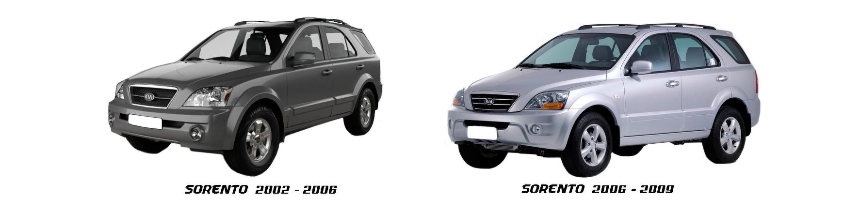 kia sorento 2002 2003 2004 2005 2006
