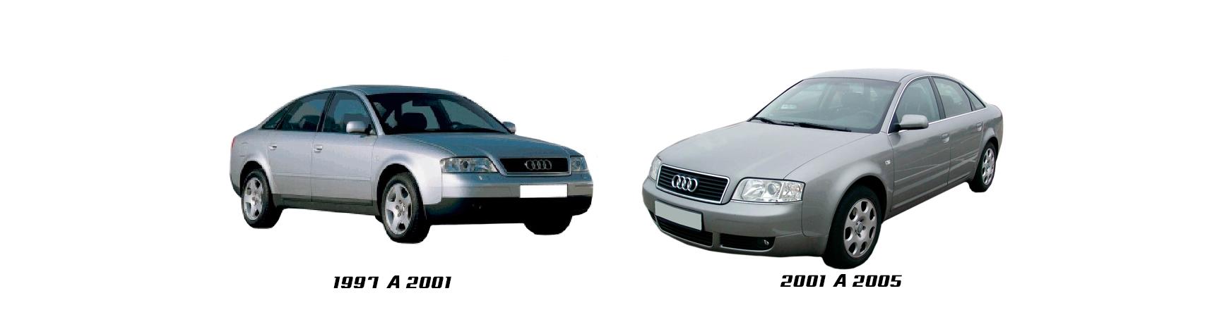 Audi A6 de 1997 a 2001. Repuestos  para automóvil al mejor precio.