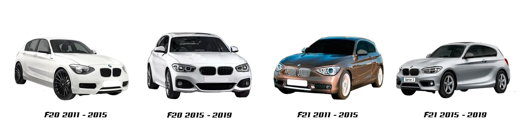SERIE 1 F20 F21 2011 - 2014