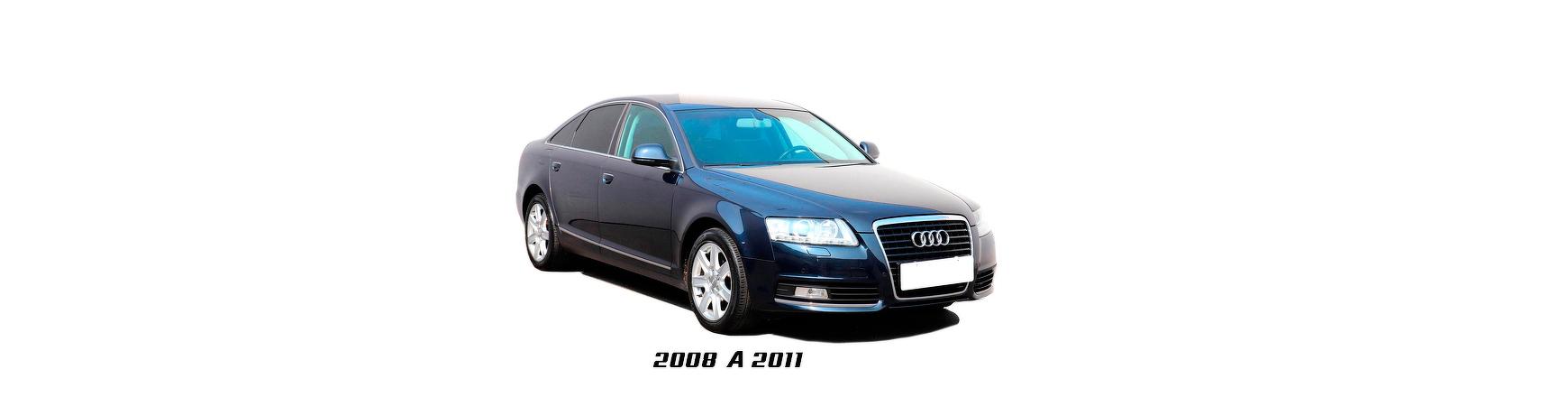 Audi A6 de 2008 a 2011. Aquí el mejor precio para recambios de coche.