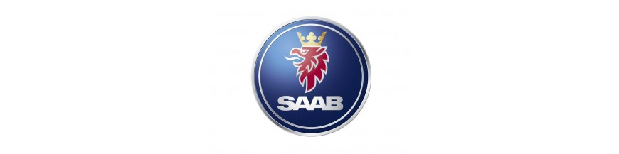 New parts and replacements for Saab, window operators, mirrors, lights,