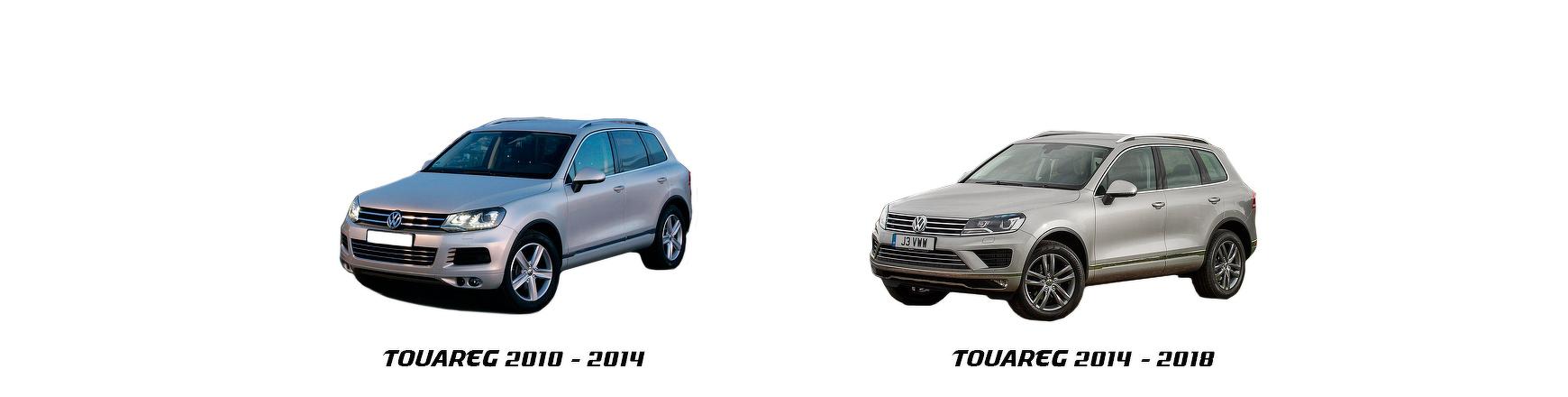 Piezas y Recambios de Volkswagen Touareg (7P5) de 2010 a 2018 | Veramauto.es
