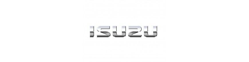 New parts and replacements for Isuzu, window operators, mirrors, lights,
