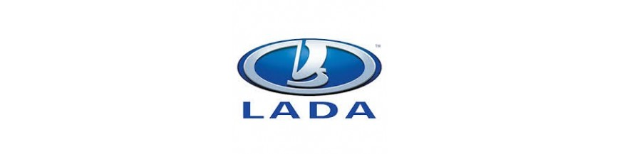 New parts and replacements for Lada, window operators, mirrors, lights,